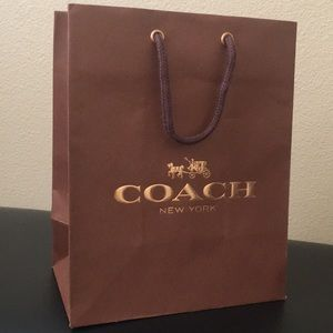 👜COACH Lunch or Gift Bag👜